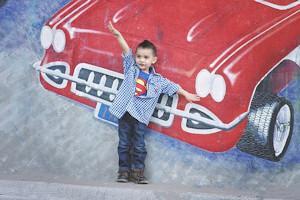child superman