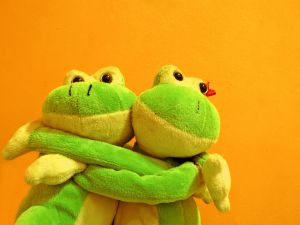 frog love