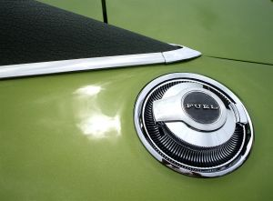 Picture of a gas cap