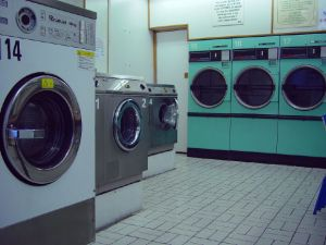 laundry machines