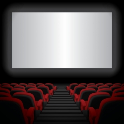 movie screen picture