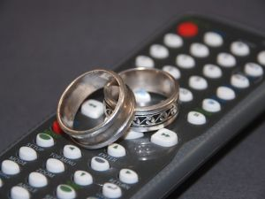 remote control wedding rings