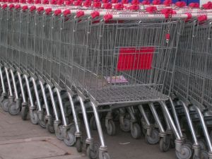 shopping carts