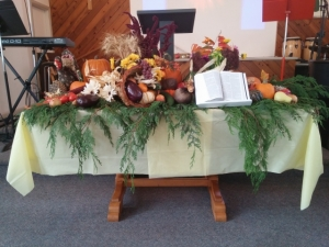 A bunch of Thanksgiving Sermons