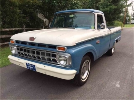 truck ford 65