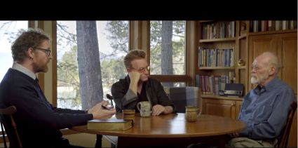 Video of Eugene Peterson and Bono discussing the Psalms.