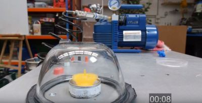 ss spinning top vacuum