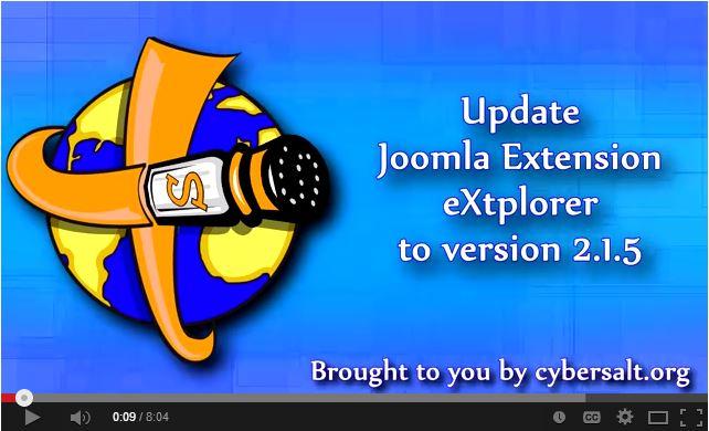 update extplorer