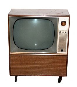 Picture of Old TV
