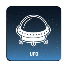 Picture of a UFO
