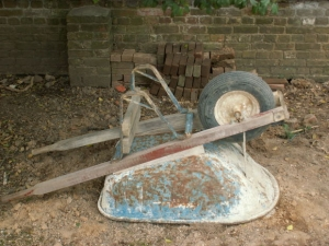 wheelbarrow work argument