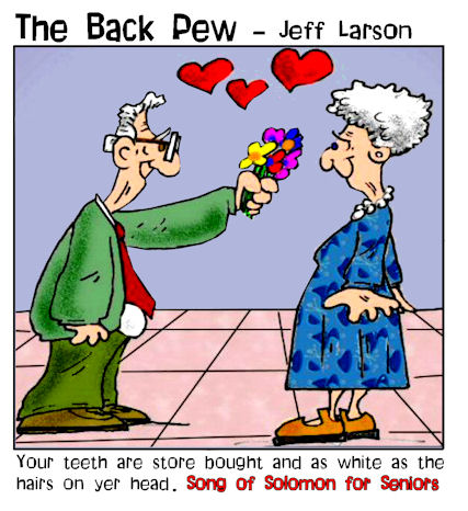 <b>Senior</b> Citizen Love | Backpew | Cartoons | Entertainment