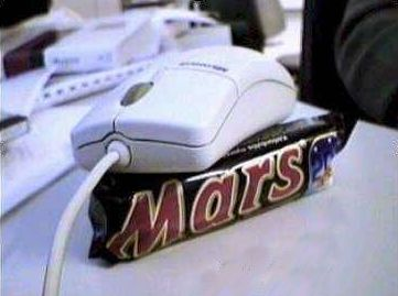 Funny Pictures of Mouse on Mars