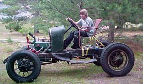 Lawn Chair Jalopy Funny Car Pictures Entertainment - Funny old cars