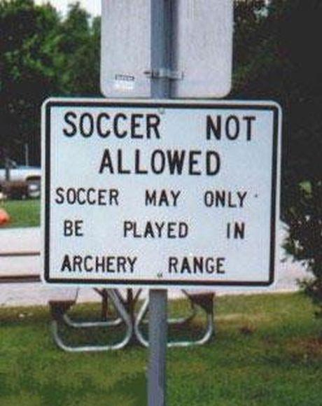 sign exciting soccer