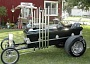 Funny Pictures of Casket Hot Rod Dragster