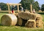 Funny Pictures of Hay Tractor