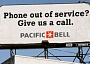 Funny Pictures of Phone Out Of Service Billboard