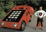 Funny Pictures of Giant Mobile Car Phone