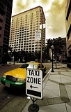 taxi-zone-sign