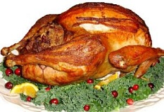 picture of a thanksgiving turkey