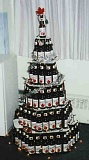 Funny Pictures of Beer Bottle Christmas Tree
