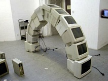 Funny Pictures of Computer Monitor Arch