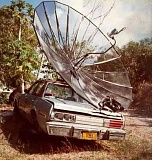 Funny Pictures of Car With Satellite Dish