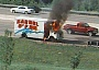 Funny Pictures of Ironic Truck Fire