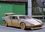 Funny Pictures of Wooden Lambourghini
