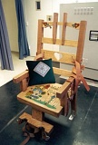 Funny Pictures of Decorated Electric Chair