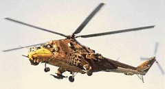 Funny Pictures of Helicopter Painted Like Eagle