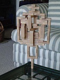 Funny Pictures of Jenga Game