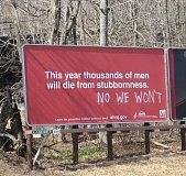 sign stubborn