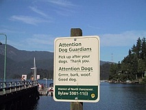 Funny Pictures of Bilingual Sign
