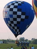 A Funny Hot Air Baloon Pictures