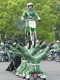 Weird Motorcycle Stunts pictures