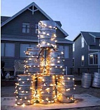Picture of Keg Christmas Tree