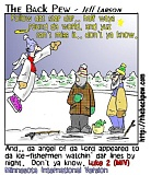 A funny Minnesota Christmas Cartoon