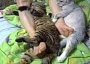 Funny Cat Pictures -  Leg Warmers