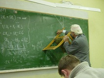 Old School Blackboard
